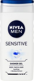 Bild på Nivea Men Sensitive Shower Gel 250 ml