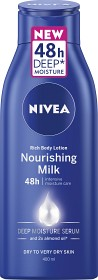 Bild på Nivea Nourishing Body Milk Hydra IQ 400 ml