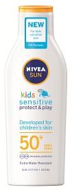 Bild på Nivea Sun Kids Protect & Sensitive SPF 50