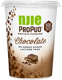 Bild på NJIE ProPud Proteinpudding Chocolate 500 g