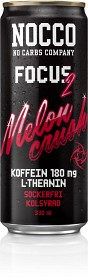 Bild på NOCCO Focus 2 Melon Crush 33 cl inkl. Pant