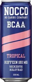 Bild på NOCCO BCAA Tropical 33 cl inkl. Pant