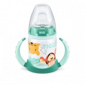 Bild på NUK Drickpipsflaska Silikon Nalle Puh 150 ml