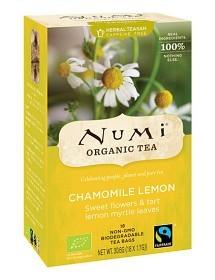 Bild på Numi Organic Tea Chamomile Lemon 18 st