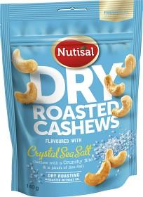 Bild på Nutisal Dry Roasted Cashews 140 g