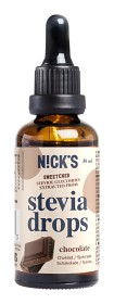 Bild på Nicks Stevia Drops Chocolate 50 ml