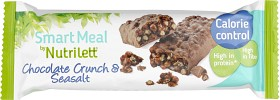 Bild på Nutrilett Chocolate Crunch & Seasalt Bar 1 st