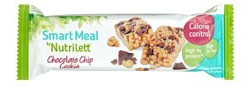 Bild på Nutrilett Chocolate Chip Cookie Bar 60 g