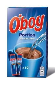 Bild på O'boy Vattenlöslig Portionspåsar 10 p