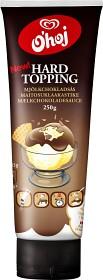 Bild på O'hoj Hard Topping Chokladsås 250 g