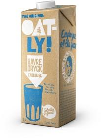 Bild på Oatly Havredryck ekologisk 1 liter