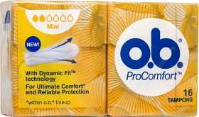 Bild på OB ProComfort Mini 16 st
