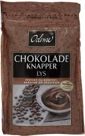 Bild på Odense Chokladknappar Ljusa 150 g