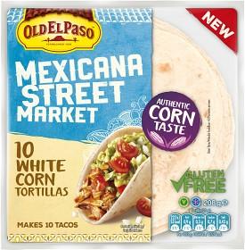 Bild på Old El Paso Tortilla Mexicana Majs 208 g