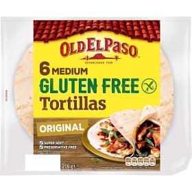 Bild på Old El Paso Tortilla Glutenfri 216g
