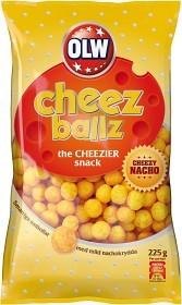 Bild på OLW Cheez Ballz 225 g