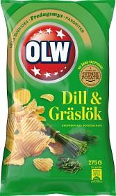 Bild på OLW Dill & Gräslök 275 g