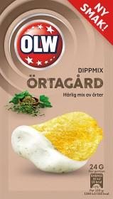 Bild på OLW Dippmix Örtagård 24 g