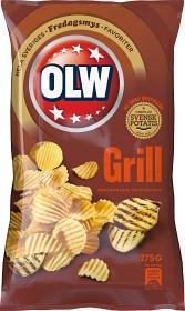 Bild på OLW Grillchips 275 g