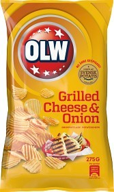 Bild på OLW Grilled Cheese & Onion 275 g