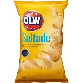 Bild på OLW Saltade Chips 275g