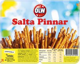 Bild på OLW Salta Pinnar 250 g