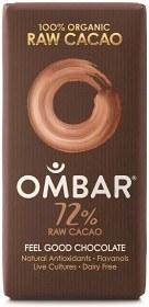 Bild på Ombar Dark 72% 35 g