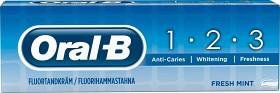 Bild på Oral-B 1-2-3 tandkräm 75 ml
