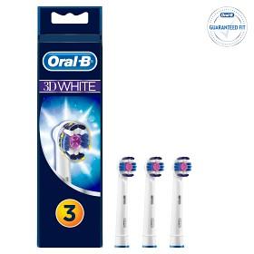 Bild på Oral-B 3D White borsthuvud 3 st
