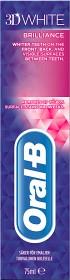 Bild på Oral-B 3D White Brilliance tandkräm 75 ml