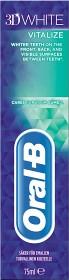 Bild på Oral-B 3D White Vitalize tandkräm 75 ml