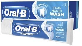 Bild på Oral-B Complete Mouthwash +Whitening