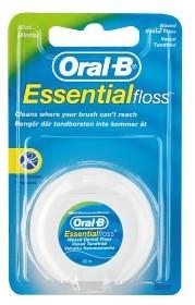 Bild på Oral-B Essential Floss vaxad tandtråd 50 m