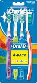 Bild på Oral-B Shiny Clean tandborste 4 st
