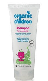 Bild på Organic Children Schampo Berry Smoothie 200 ml