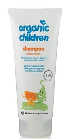 Bild på Organic Children Schampo Citrus Crush 200 ml