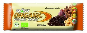 Bild på Organic Food Bar Cinnamon Raisin 50 g