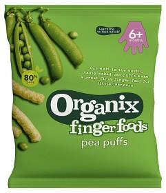 Bild på Organix Pea Puffs 15 g