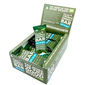 Bild på Kleen Paleo Crunch Energy Bar Coco Go Nuts 12 st