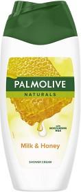 Bild på Palmolive Naturals Milk & Honey duschcreme 250 ml