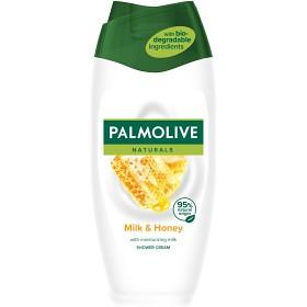 Bild på Palmolive Shower Gel Naturals Milk & Honey 250 ml