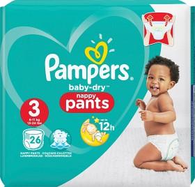 Bild på Pampers Baby-Dry Nappy Pants S3 6-11kg 26 st