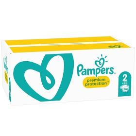 Bild på Pampers New Baby Premium Protection Blöjor S2 4-8kg 240 st