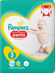 Bild på Pampers Premium Protection Pants S3 35 st