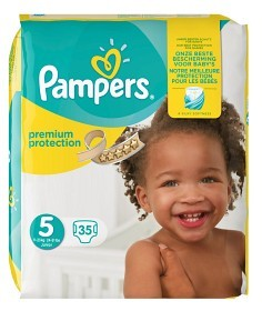 Bild på Pampers Premium Protection S5 11-23 35 st