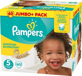 Bild på Pampers Premium Protection S5 11-23 60 st
