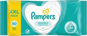 Bild på Pampers Sensitive Våtservetter 80 st