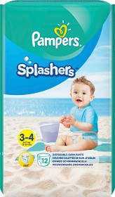 Bild på Pampers Splashers Swimpants S3-4 (6-11 kg) 12 st