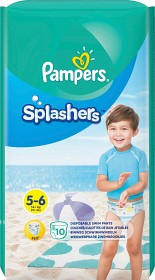 Bild på Pampers Splashers Swimpants S5-6 (14+kg) 10 st