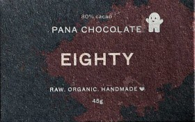 Bild på Pana Raw Chocolate Eighty (80%) 45 g